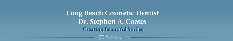 Stephen A. Coates, DDS Creating Beautiful Smiles